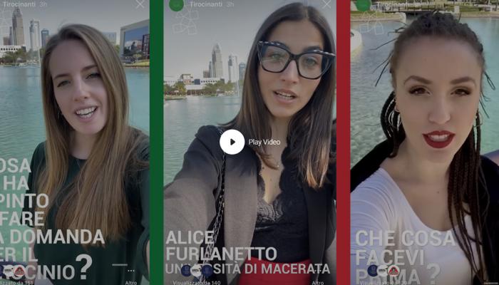 I primi tirocinanti italiani a Expo 2020 raccontano su Instagram la loro avventura a Dubai