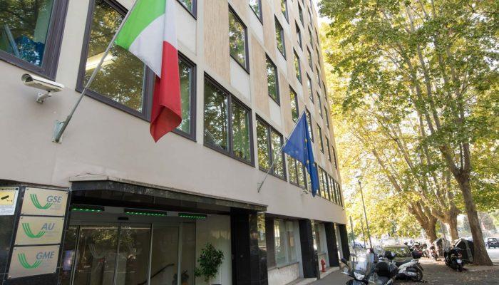 16 tirocini curriculari presso la sede di Roma del GSE – Gestore Servizi Energetici