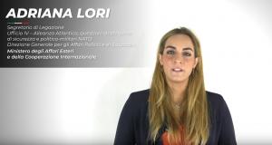 Adriana Lori, ex tirocinante MAECI-MUR-CRUI a Pechino, Segretario di Legazione al MAECI